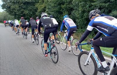 Trainingsfahrt RSG Heddesheim