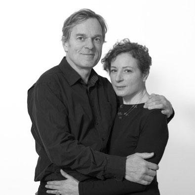 Foto: Kristian Bader & Nathalie Procaccia © Hervé Dieu