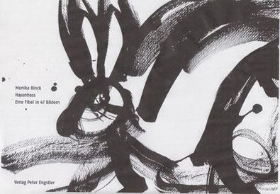 Monika Rinck, Hasenhass. Eine Fibel in 47 Bildern