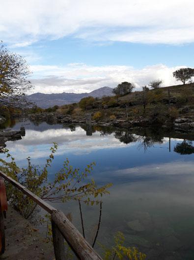 Montagne rivière Monténégro