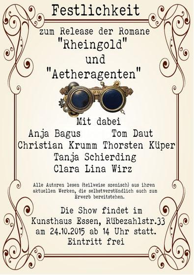 Blog über das Schreiben - Homepage der Autorin Anja Bagus