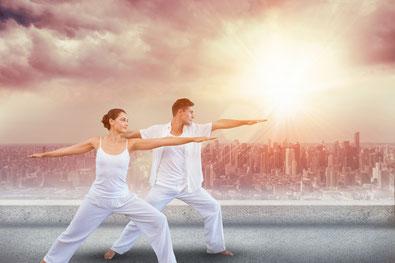 cours collectif de yoga à Créteil avec Didier CUOQ