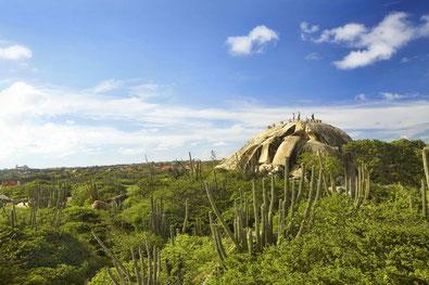casibari boulders, aruba