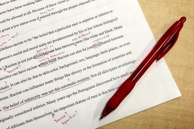 Häufige Fehler im Englischen - Schreibtipps