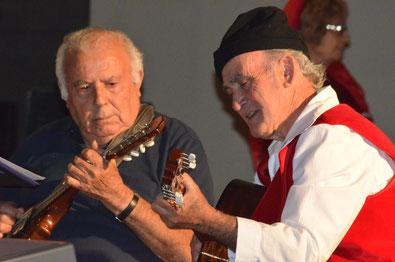Alghero (Sardinien), Volksmusik mit Mandoline und Gitarre
