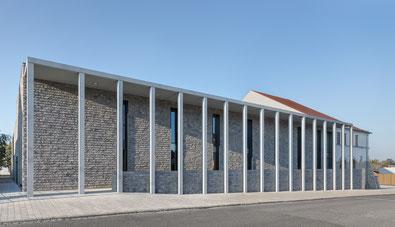 Foto: Turnerheim, Architekturbüro Kühnlein