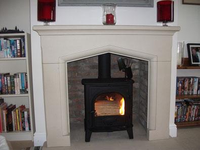 Fireplace Chamber Lining Panels Brick Bond Solutions