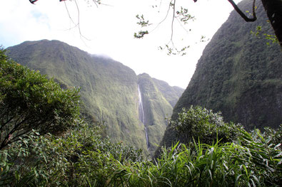 Ile de la Réunion au coeur des cirques