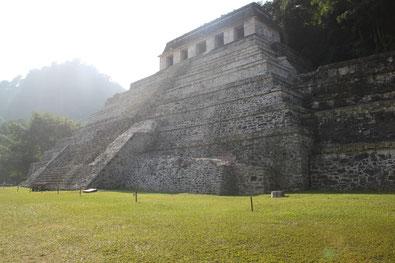 Temple Maya : mexique 2014