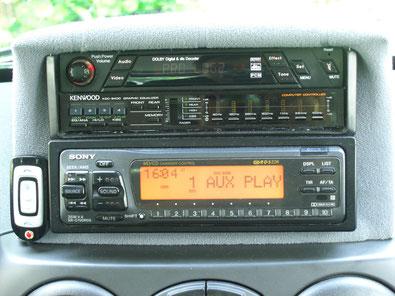 Mit Sony XR-C700RDS
