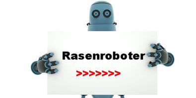 Rasenroboter und Mähroboter auswahl