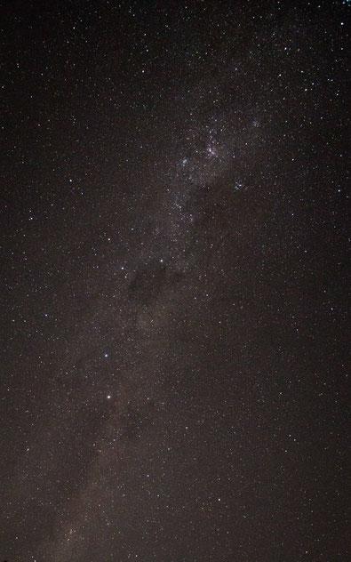 Milky Way Attempt #1
