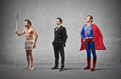 Personalpsychologie: Personalauswahl / Eignungsdiagnostik: Ein moderner Chef sucht Menschen, die mitdenken