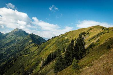 See, Wasser, Baum, Vogel, Sonnenuntergang, Berghütte, Strandhaus, Urlaub, Holiday, DJpictures, Berge,