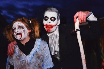 (c) Heike Dahl  Familien Kinder Oderland Ausflufstipps Oderbruch-blog.de Gruseln Halloween