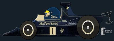 Ronnie Peterson by Muneta & Cerracín