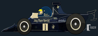 Ronnie Peterson by Muneta & Cerracín