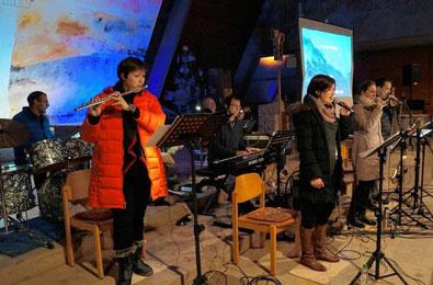 Musikformation Godspell
