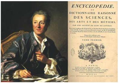 Denis Diderot et l'Encyclopédie