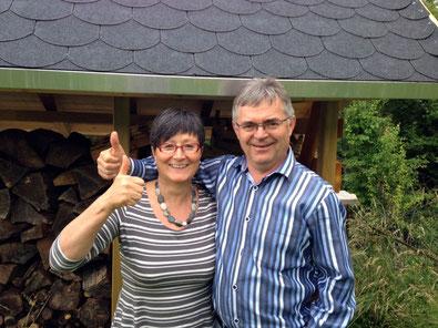 Ihre Gastgeber: Heidi & Helmut Altmeyer
