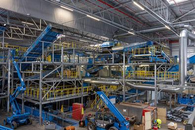 Prezero wird am Standort der Wurzer Umwelt GmbH in Eitting rund 30 Mio € in eine LVP-Sortieranlage investieren.