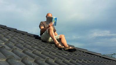 Feines Fleckchen zum Lichtsturm-Lesen