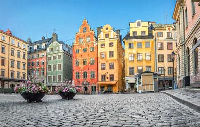 Stockholm, Bild: iStock, bbsferrari