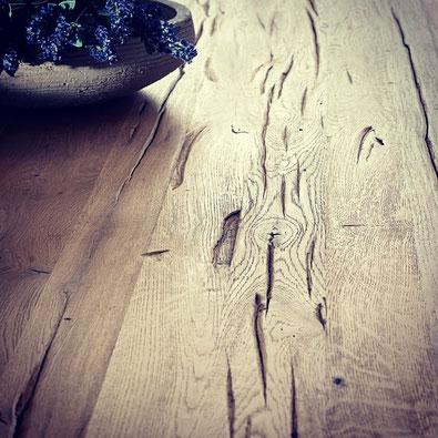 Tischplatte Massivholz