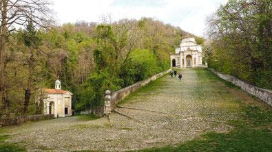 Bild: Blick auf den Macro Monte di Varese