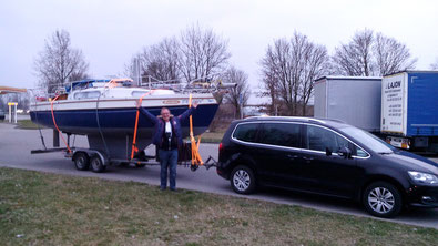 Leben auf dem Boot - jetzt geht´s los - sommerboot1.de