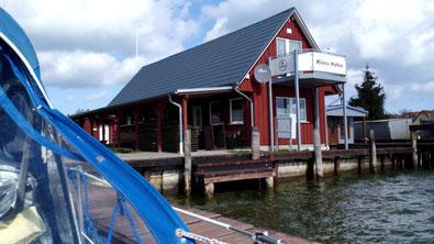Zingster Hafen Zingst