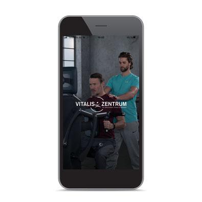 Die Fitness-App vom Vitalis Zentrum Rostock