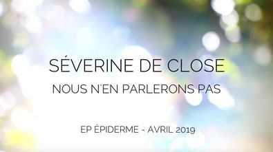 "Séverine de Close single ""pas à pas"""