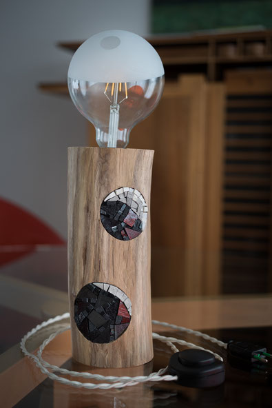 Holz, Smalti Veneziani und Naturstein - 205 Euro