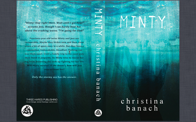 Love Jennie Rawlings' design for the book jacket. She's a genius!