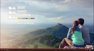 Baden-Württemberg auf YouTube entdecken!