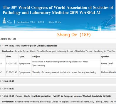 Weltkonferenz der Laborärzte