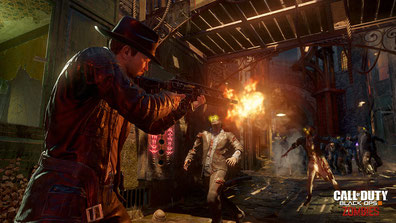 Call of Duty : Black Ops III – Zombies Shadows of Evil