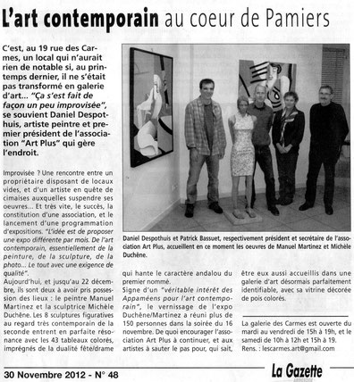 La  Gazette Ariegeoise
