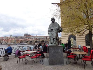Prag - Hradcany - Moldau