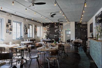 Gut essen in Kopenhagen - Mein Tipp 2018 . Undici - bestes italienisches Restaurant mit Sonnenterrasse. Direkt am Wasser.