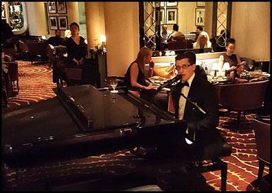 American Bar at London Savoy