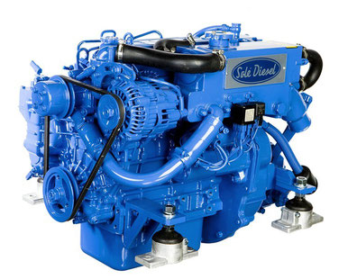 Sole Diesel engines PDF manual
