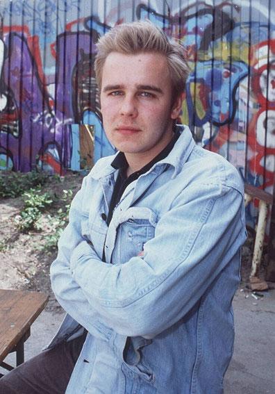 Frank Giering (Juli 1995) ©iimago/teutopress