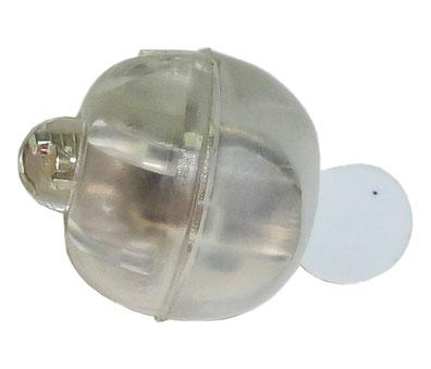 светодиодная подсветка для воздушных шаров, круглый корпус