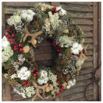 winter-/voorjaarskrans