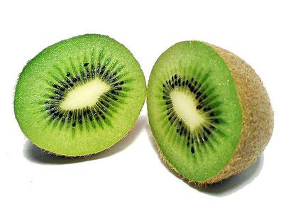 Die Kiwi ist eine zweihäusige Frucht