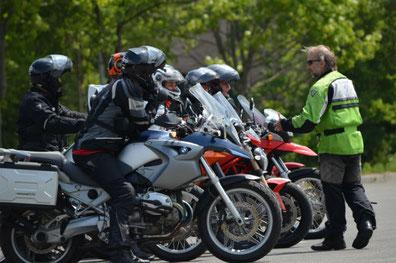 Motorradcoaching
