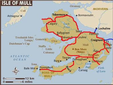Ile de Mull