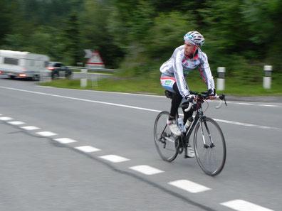 2013: Schweizer Radmarathon